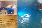 Нощувка на човек със закуска и вечеря + терапевтичен минерален басейн в хотел Елит, Девин, снимка 5