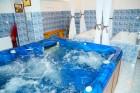 Нощувка на човек със закуска и вечеря + терапевтичен минерален басейн в хотел Елит, Девин, снимка 3