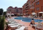 2+ нощувки на човек в апартамент + басейн в Апартхотел Касандра, Слънчев Бряг