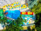 Май и Юни  в  Златни пясъци!  Нощувка на база All Inclusive + басейн, СПА и аквапарк в  хотел Престиж Делукс Хотел Аквапарк Клуб****