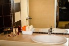 Нощувка на човек със закуска и вечеря + 2 басейна в хотел Сънрайз, Приморско, снимка 12