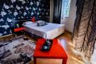 Нощувка на човек със закуска и вечеря + 2 басейна в хотел Сънрайз, Приморско, снимка 13