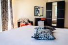 Нощувка на човек със закуска и вечеря + 2 басейна в хотел Сънрайз, Приморско, снимка 9