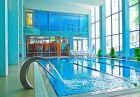 Уикенд в Бургас. 1, 2 или 3 нощувки на човек със закуски + уникален басейн, сауна, парна баня и джакузи в хотел Аква