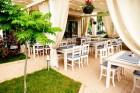 Нощувка със закуска на човек + басейн в хотел Парадайс Бей, Созопол, снимка 7