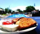 Лято до Луковит! Нощувка на човек със закуска или закуска и вечеря + басейн в Къща за гости Миша, с. Петревене