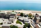 Нощувка на човек със закуска, обяд и вечеря + чадър и шезлонг на плажа от хотел Извора, на 1-ва линия в Златни Пясъци, снимка 6