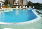Нощувка на човек със закуска и вечеря* + басейн в хотел Кристал, Равда