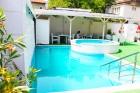 Лято във Велинград 2 нощувки на човек със закуски + сауна, парна баня и джакузи в хотел Свети Георги, Велинград, снимка 3