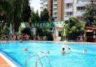Лято 2019 на 50м. от морето в Несебър! Нощувка на човек на база All inclusvie + басейн в комплекс Арсенал