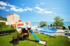 Море 2019 на 1-ва линия в Елените! Нощувка на база All Inclusive + басейн, аква парк и шезлонг и чадър на плажа в хотел Роял Бей**** Дете до 12г. - БЕЗПЛАТНО, снимка 11