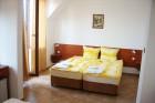 Нощувка за двама, трима или четирима + басейн в семеен хотел Елена, на 150м. от плажа в Приморско