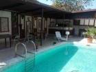 Нощувка на човек със закуска и вечеря по избор + напитки и басейн в семеен хотел Слънце VIP зона, на 100 м. от плажа в Созопол, снимка 12