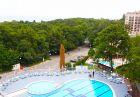 Нощувка на човек на база All Inclusive + басейн и джакузи в хотел Плиска***, Златни Пясъци