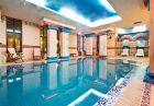 Нощувка на човек със закуска + 2 балнео процедури на ден + басейн и СПА в хотел Сейнт Джордж****, на 1-ва линия в Поморие