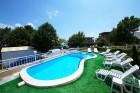 Лято край Варна! Нощувка на човек със закуска + басейн в хотел Гардия, к.к. Чайка, Златни Пясъци