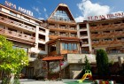 Нощувка на човек със закуска и вечеря + огромен басейн и Уелнес център в хотел Св. Иван Рилски****, Банско, снимка 24