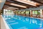Нощувка на човек със закуска и вечеря + огромен басейн и Уелнес център в хотел Св. Иван Рилски****, Банско, снимка 3