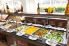 Нощувка на човек със закуска и вечеря* + басейн в хотел Ориос***, Приморско, снимка 3