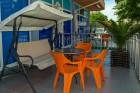 Нощувка на човек със закуска + отопляем басейн в хотел Дара***, Приморско, снимка 5