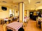 Нощувка на човек със закуска или закуска и вечеря + басейн и релакс зона от Комплекс Четирилистна Детелина, Банско, снимка 9