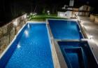 Лято в Огняново! Нощувка на човек със закуска и вечеря + топъл външен и вътрешен минерален басейн в хотел СПА Оазис, снимка 11