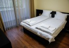 Лято в Огняново! Нощувка на човек със закуска и вечеря + топъл външен и вътрешен минерален басейн в хотел СПА Оазис