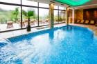 Нощувка на човек със закуска, обяд* и вечеря + два басейна и джакузи с МИНЕРАЛНА вода в хотел Огняново***, снимка 12