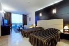 Нощувка на човек на база All inclusive + басейни и анимация в хотел Калиакра Палас****, на 1-ва линия в Златни Пясъци