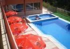 Нощувка на човек със закуска, обяд* и вечеря + минерален басейн, сауна, парна баня или джакузи в хотел Костенец, снимка 6