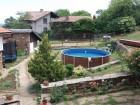 Нощувка за 13 човека + механа, барбекю и басейн в Балканджийска къща край Габрово - с. Живко