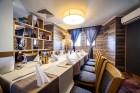 Юли и Август в Павел Баня! Нощувка на човек със закуска и вечеря + релакс зона в хотел-ресторант Аризона