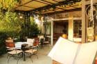 Лято в Лозенец! Нощувка на човек със закуска + басейн в хотел Феникс на 100 м. от плажа