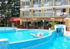 Нощувка на човек със закуска или закуска и вечеря + басейн в хотел Янтра, Слънчев бряг, на 200 м. от плажа, снимка 4
