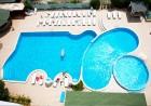 Нощувка на човек със закуска или закуска и вечеря + басейн в хотел Янтра, Слънчев бряг, на 200 м. от плажа, снимка 3