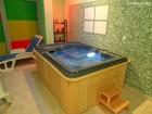 Август и Септември в Хисаря! Нощувка на човек + външен басейн и джакузи с минерална вода в СПА Комплекс Детелина