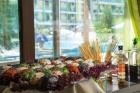 Лято на ПЪРВА линия в Приморско! Нощувка на човек със закуска и вечеря + басейн от хотел Престиж Сити 2. Дете до 12г. - БЕЗПЛАТНО
