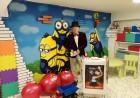 2 часа детски рожден ден за 5 деца с 2-ма аниматори в детски център Абракадабра, Гео Милев, София, снимка 5