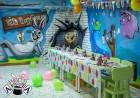2 часа детски рожден ден за 5 деца с 2-ма аниматори в детски център Абракадабра, Гео Милев, София