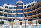 Късно лято в Обзор! Нощувка на човек с изхранване по избор + басейн, чадър и шезлонг на плажа от хотел Аквамарин,  Обзор - на 100 м. от плажа!, снимка 5