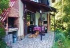 Нощувка за 10 човека + голям и малък басейни, зоокът и детски кът в самостоятелна къща Руен в Троян, снимка 3