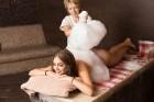 Нощувка на човек със закуска + минерален басейн и СПА пакет в хотел Персенк*****, Девин