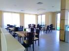 На ПЪРВА линия в Кранево! Нощувка на човек с изглед море + закуска в НОВОПОСТРОЕНИЯ хотел Магнифик