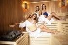 Нощувка на човек със закуска + минерални басейни, СПА пакет и термален аквапарк в хотел Персенк*****, Девин, снимка 7