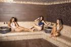 Нощувка на човек със закуска + минерални басейни, СПА пакет и термален аквапарк в хотел Персенк*****, Девин