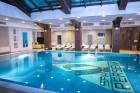 Нощувка на човек със закуска + минерални басейни, СПА пакет и термален аквапарк в хотел Персенк*****, Девин, снимка 2