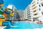 Море 2019 в Слънчев Бряг! Нощувка на човек на база All Inclusive + аква парк в хотел Бест Уестърн Премиум Ин****! Дете до 12г. безплатно!