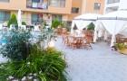 Нощувка на човек + басейн в Семеен хотел Мегас, Слънчев бряг
