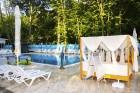 Нощувка на човек на база All Inclusive + басейн, СПА и аквапарк в хотел Престиж Делукс Хотел Аквапарк Клуб****, Златни пясъци, снимка 19