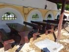 Почивка до Лом! Нощувка на човек със закуска и вечеря + басейн от къща за гости Помодиана, с. Станево